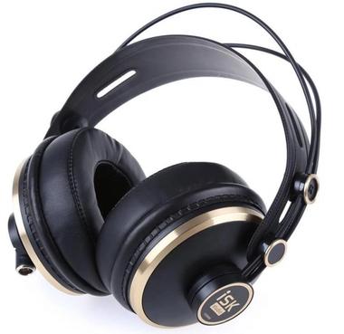 ISK HD9999 - słuchawki  z odpinanym kablem