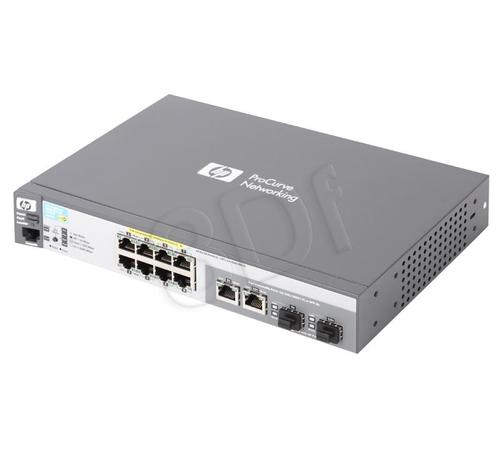 HP 2520-8 PoE (*J9137A)