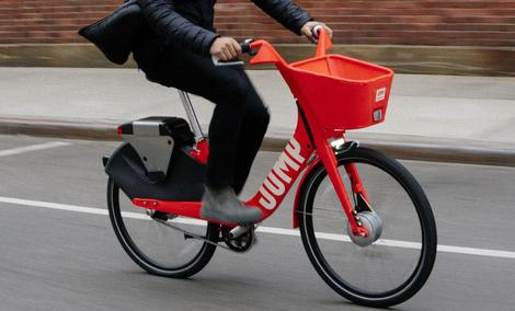 Uber wprowadzi do Europy wypożyczalnie elektrycznych rowerów