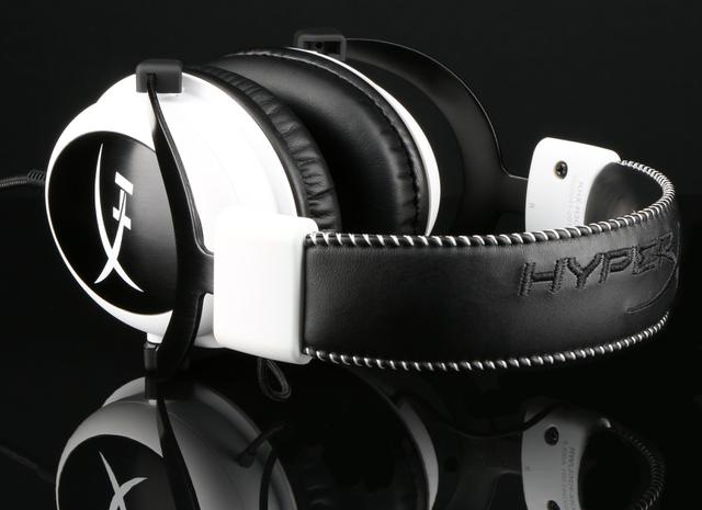 HyperX Cloud White