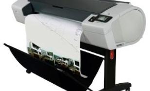 HP T790 1118mm