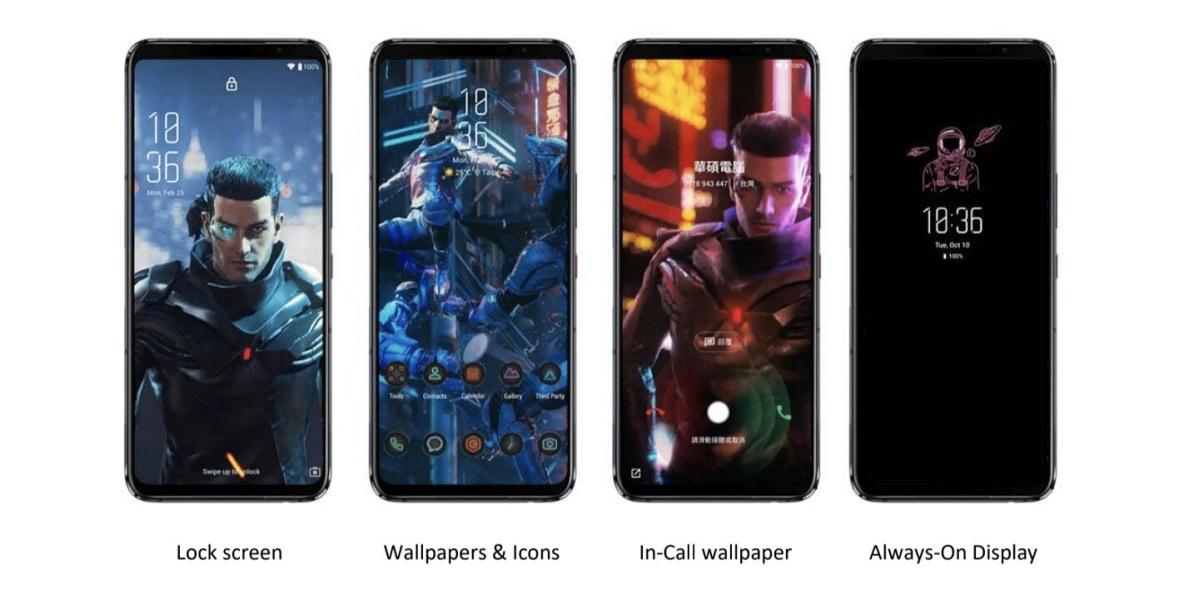 Motywy z gier zagoszczą w smartfonach ROG Phone 5