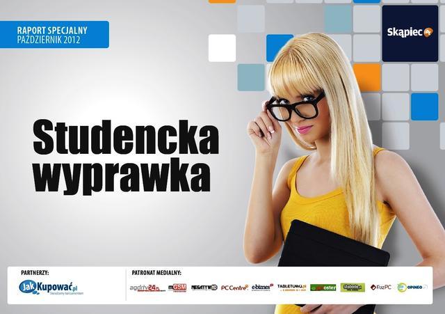 Raport specjalny Skąpiec.pl: Studencka wyprawka