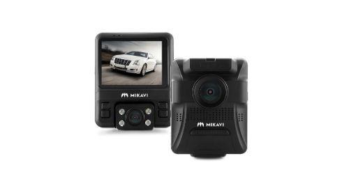 Mikavi PQ2 GPS Dual na białym tle