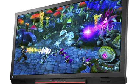 Eizo FS2333 - 23-calowy monitor idealny dla graczy
