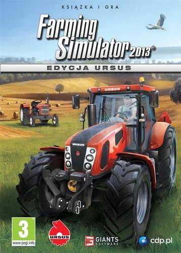 Ursus Farming Simulator 2013 (WYPRZEDAŻ)