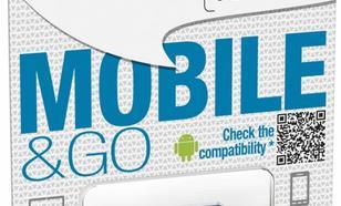 EMTEC Pendrive 8GB OTG T203 MobileGo