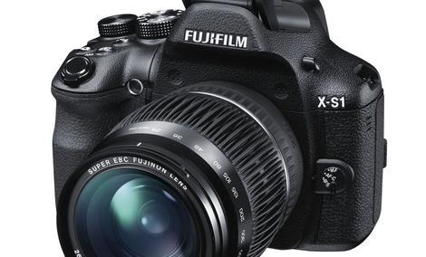 Fujifilm FinePix X-S1 - świetny kompaktowy aparat fotograficzny