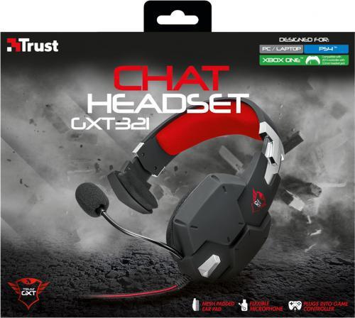 Trust GXT 321 Chat (21418)