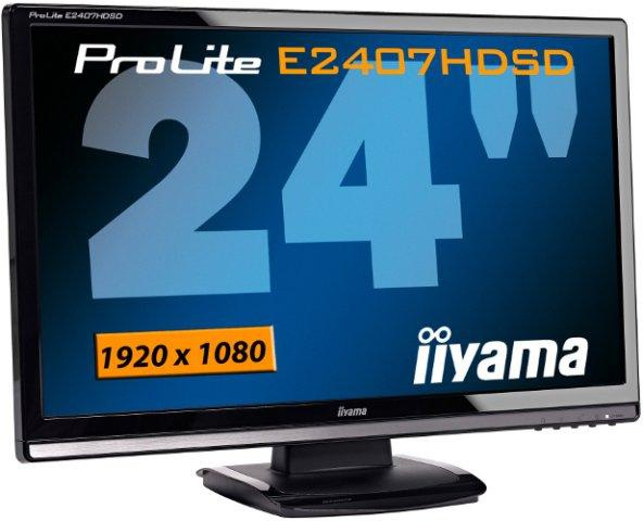 Iiyama ProLite E2407HDSD