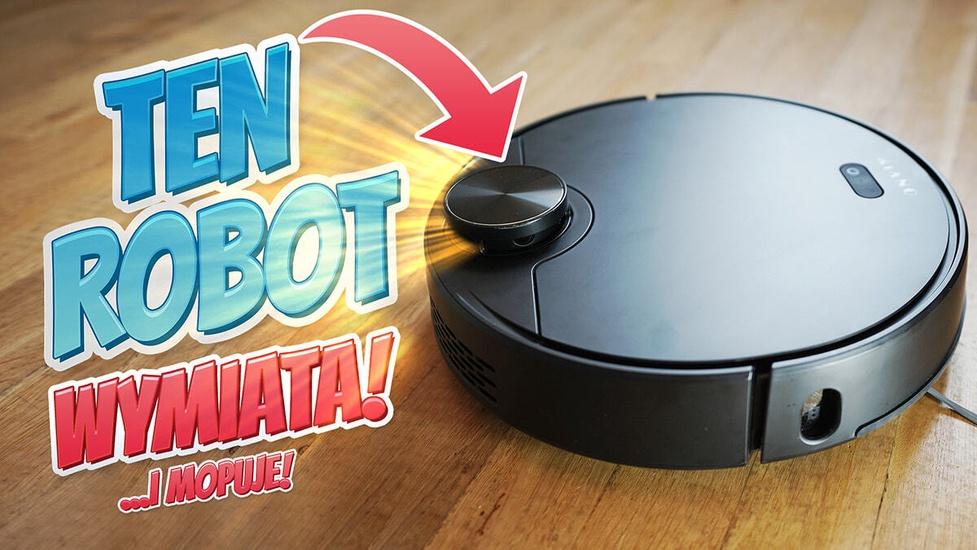 Najlepsza szansa na taniego robota automatycznego - Kiano Elegance Robot