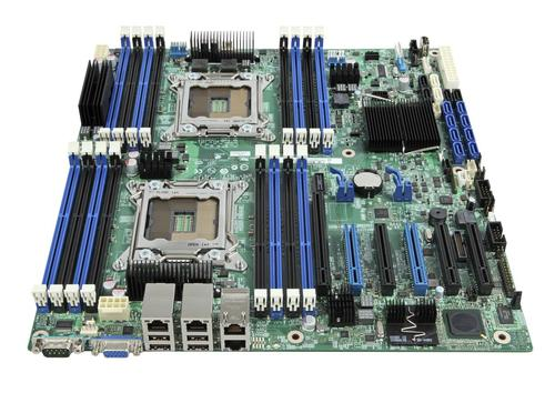 Intel S2600CP2 płyta 2xE5-2600 16xDDR3/8xSAS/2xLAN