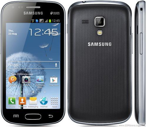 SAMSUNG GALAXY S DUOS S7562 BLACK