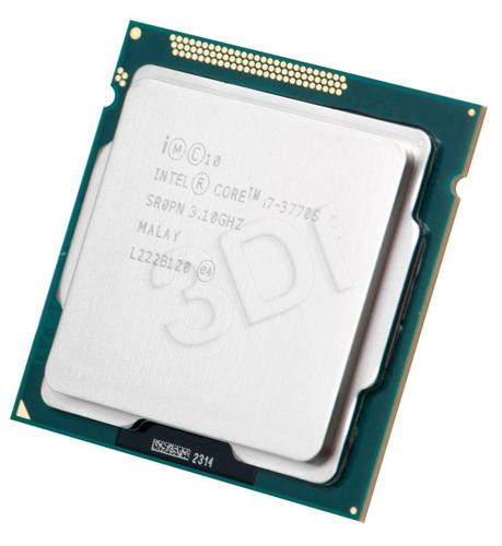 CORE i7 3770s 3.1GHz LGA1155 BOX