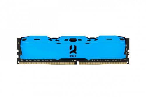 GOODRAM IRDM X 16GB niebieski [2x8GB 3000MHz DDR4 CL16-18-18 DIMM] Dos..