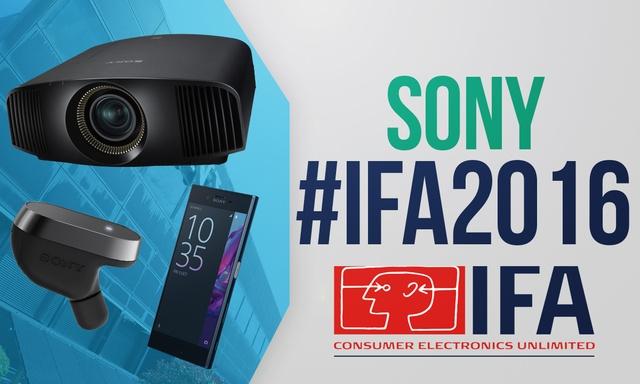IFA 2016 - Sony Odsłoniło Swoje Karty!