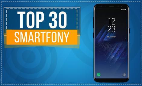 Ranking TOP 30 Najciekawszych Smartfonów!