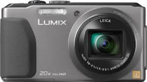 Panasonic Lumix DMC-TZ40 3D