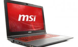 MSI GV62 8RC-091XPL - 480GB SSD | 16GB
