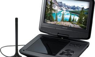 Sencor przenośny 9 SPV 7926T z DVD, Tuner DVB-T MPEG4-SPV 7926T