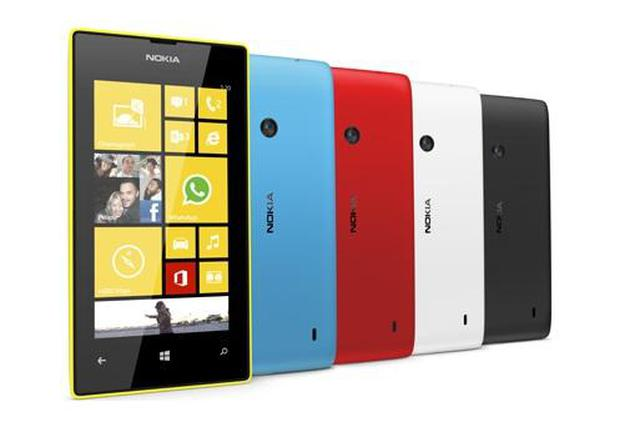 Nokia Lumia 520 fot3