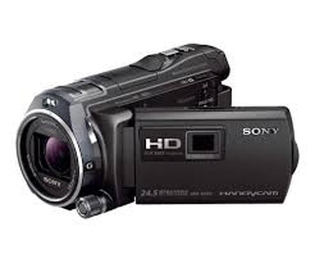 Sony HDR-PJ810 - Ciekawa Kamera Z Projektorem
