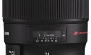 Canon EF 24MM 1.4L II USM 2750B005
