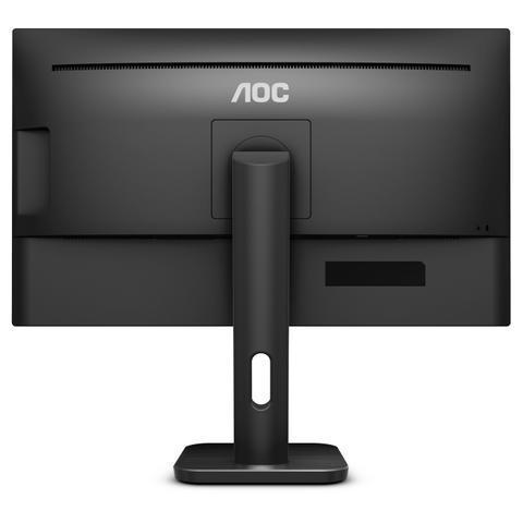 Monitory posiadają szereg wejść.