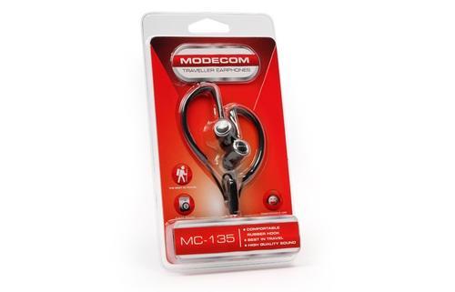 Modecom Słuchawki douszne z mikrofonem MC-135