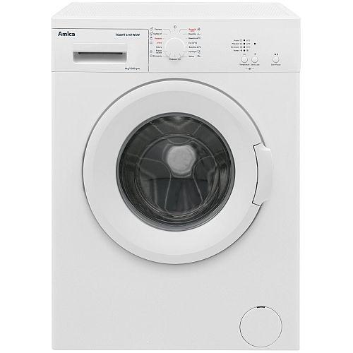 biała pralka Amica TGAWT6101WSW