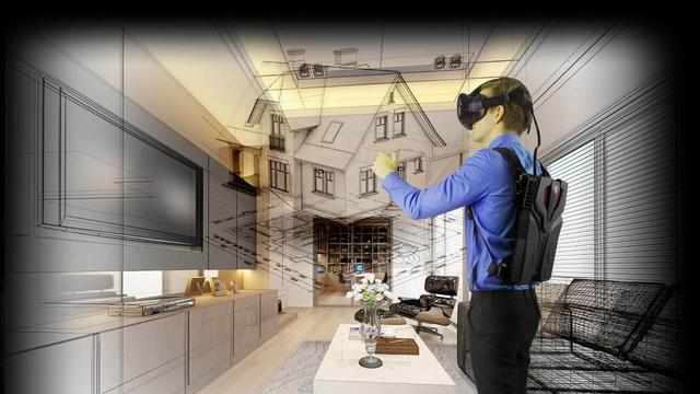 VR ONE 7RE – Wirtualna Rzeczywistość w Plecaku