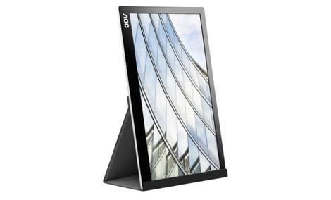 AOC I1601FWUX - Przenośny monitor w ofercie AOC