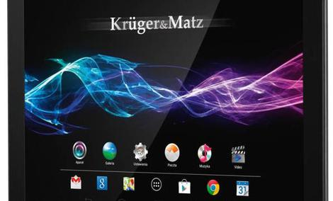 Nowe tablety Kruger & Matz z serii KM1064