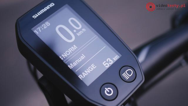 Licznik rowerowy Kross Trans Hybrid 5.0