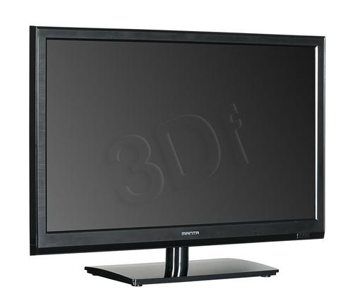 "TV 22"" LCD LED Manta LED2205 (Tuner Cyfrowy 50Hz USB)"