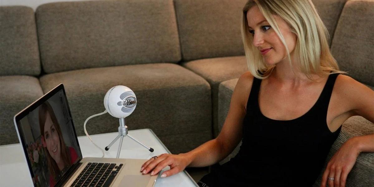 Mikrofon Blue snowball USB zadziała także podczas konferencji
