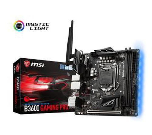 MSI B360I Gaming Pro AC