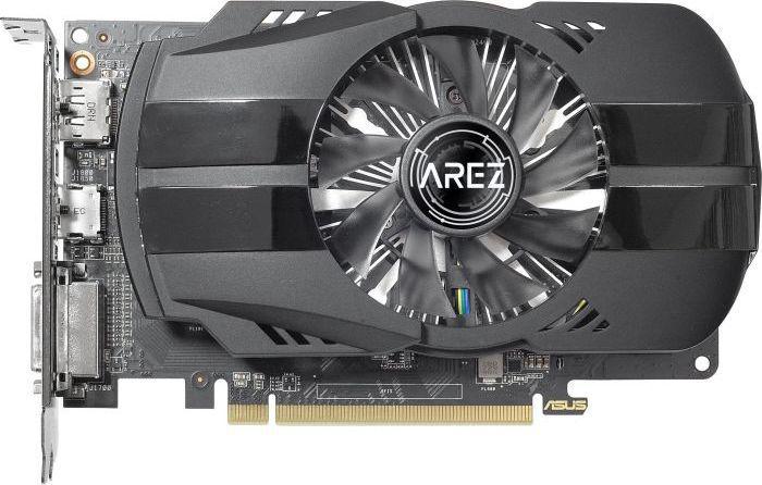 Asus AREZ Radeon RX 550 4GB GDDR5 (90YV0AG5-M0NA00)