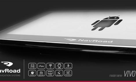 6 - calowa nawigacja samochodowa z Androidem