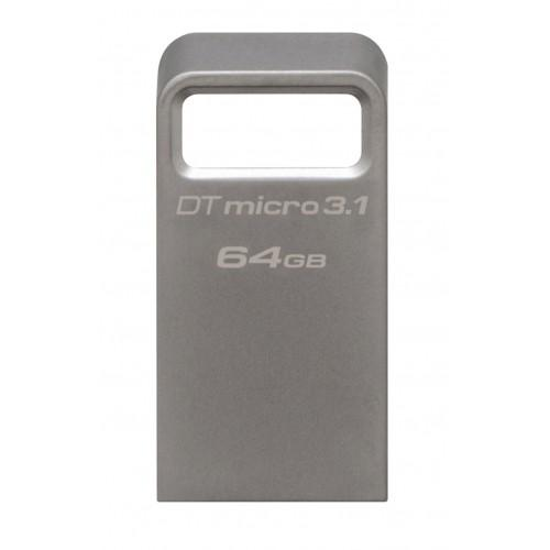 Kingston Data Traveler Micro 3.1 64GB USB 3.1 Gen1