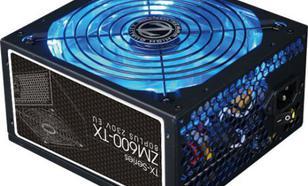 Atx Zalman ZM600-TX 14cm 600W 12V 48A Wwa