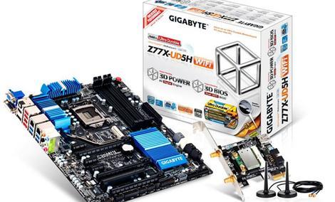 GIGABYTE prezentuje płyty główne z serii 7 podczas targów CeBIT 2012