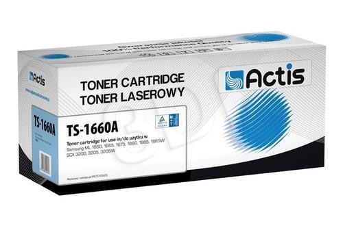 Actis TS-1660A toner Black do drukarki Samsung (zamiennik Samsung MLT-D1042S) Supreme