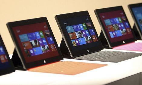 Microsoft Surface na wesoło :)