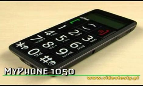 MyPhone 1050 [TEST]