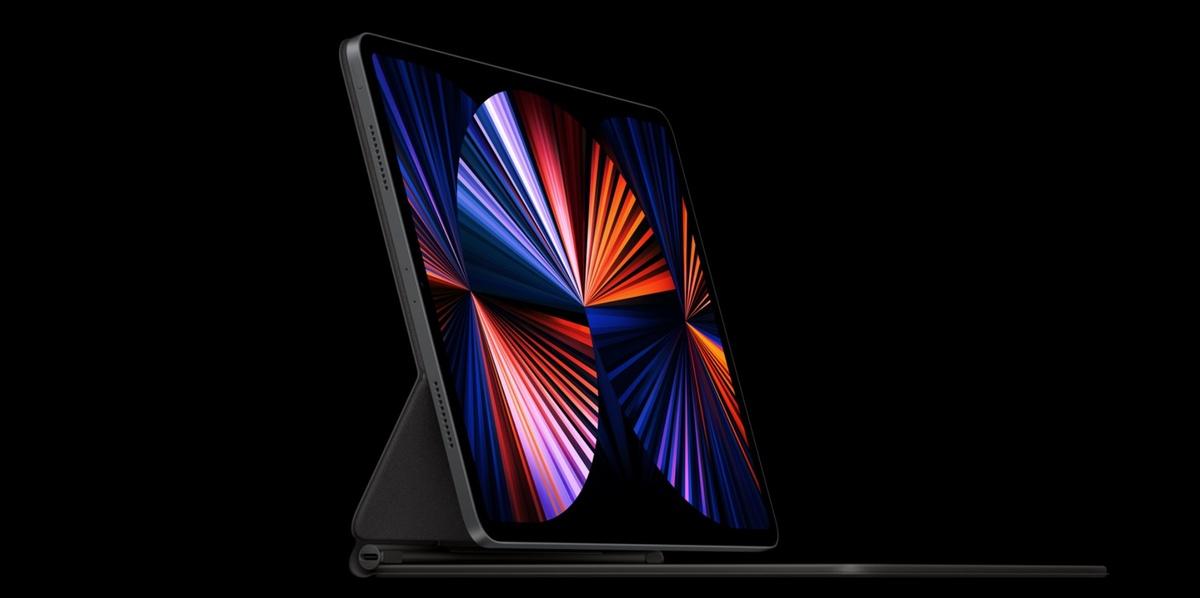iPad Pro zaoferuje nowy ekran MiniLED