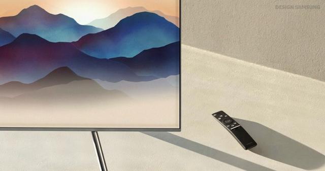 Do telewizorów dodawany jest minimalistyczny pilot.