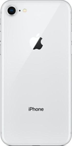 Apple iPhone 8 64GB Silver (4,7