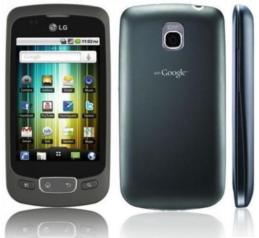 LG P500 Swift Plus