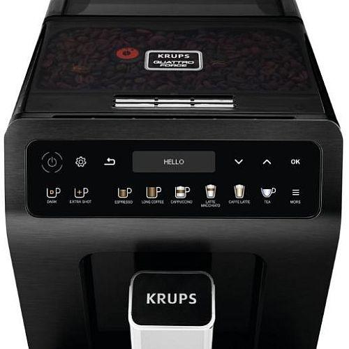 panel sterowania w ekspresie Krups Evidence Plus EA8948